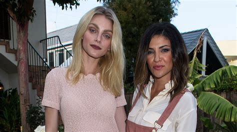 jessica szohr news photos and videos just jared jessica szohr jessica stam pal up at just jared
