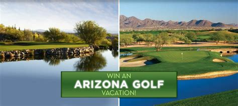 Golf Contests Sweepstakes - arizona the golf state sweepstakes