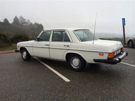 1976 Mercedes 240d by Buy Used 1976 Mercedes 240d W115 78k In Burlingame