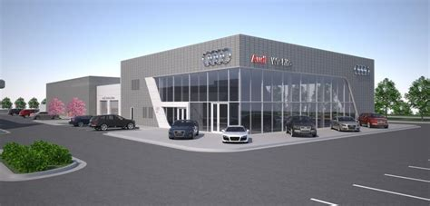 Audi Dealerships by Wichita Luxury Collection Awarded Audi Land Rover