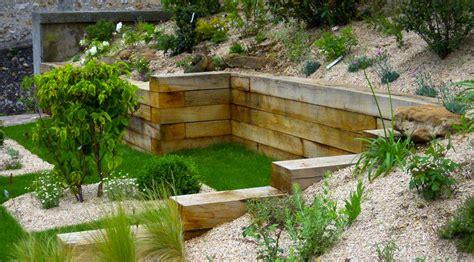 Amenager Pente Jardin by Amenager Jardin En Pente 21 Comment Amenager Jardin