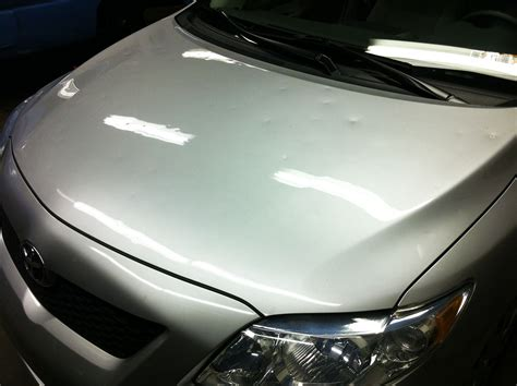 Pittsburgh Hail Storm   Paintless Dent Repair Specialists