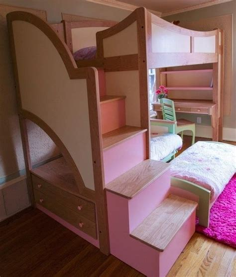 girls loft bed with desk best 25 futon bunk bed ideas on pinterest loft bed decorating ideas dorm loft beds