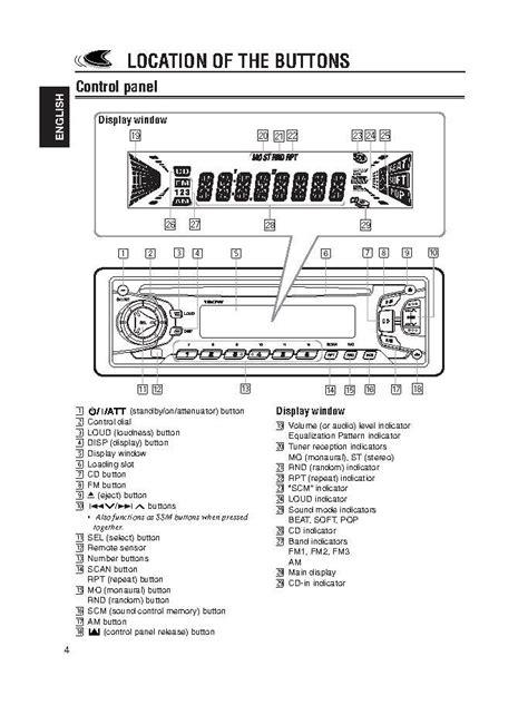 jvc kd sr wiring diagram