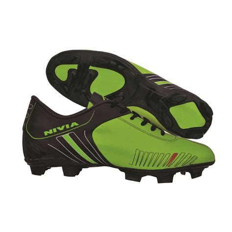 nivea football shoes nivia oslar football stud shoe buy nivia oslar football