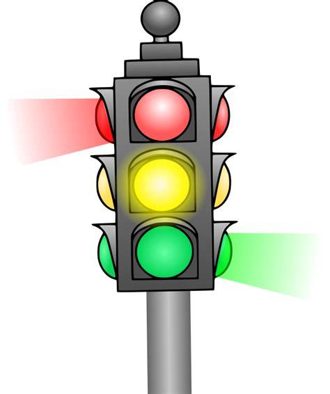 Traffic With Traffic Lights by Traffic Lights Clip