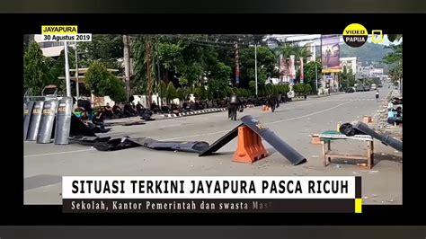 berita papua terkini  youtube