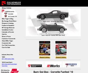 Volkswagen Mamotorworks by Mamotorworks Corvette Parts Accessories Air
