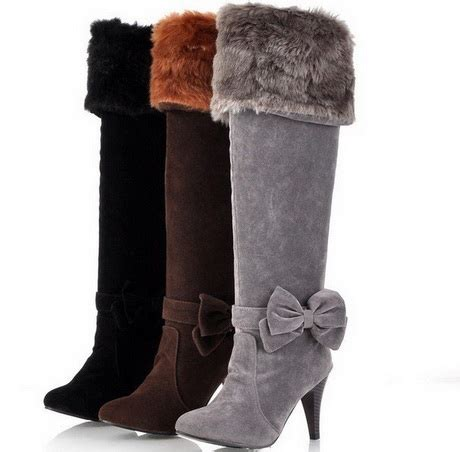 winter high heel boots 2013 autumn and winter s ankle boots genuine leather