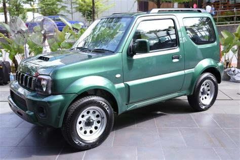 Suzuki Jimny Price Suzuki Jimny 4x4 Prices Reduced By Rm3 400