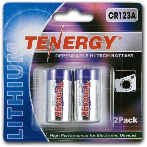 cr123a flashlight fenix flashlight tenergy cr123a lithium propel batteries 30407