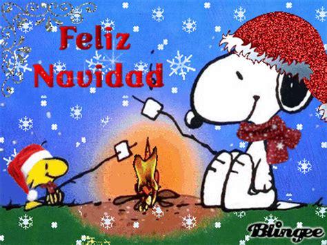 imagenes navideñas animadas de snoopy navidad snoopy fotograf 237 a 131393926 blingee com