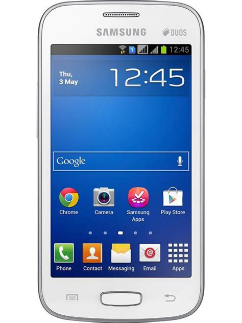 Samsung Galaxy Ace Plus S7500 Dark Blue Price In India