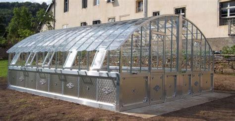 serre horticole en verre d occasion awesome serre de jardin verre horticole images awesome