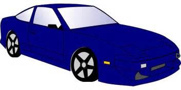 new blue car new blue car transportation free sports
