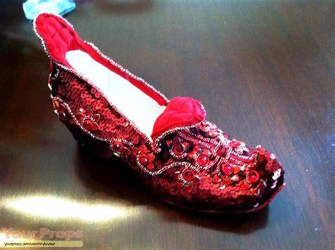 wizard of oz slippers the wizard of oz arabian ruby slippers replica replica