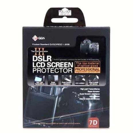 Jc02 Ggs Iii Generation Dslr Lcd Screen Protector For Nikon D300s ggs 7d iii screenprotector