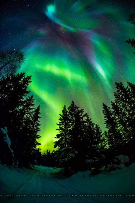 where can the northern lights be seen top 10 most stunning photos of the northern lights