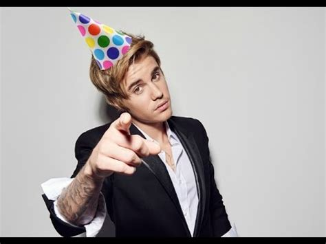 justin bieber happy birthday 03 21 justin bieber happy 23rd birthday 1 03 2017 youtube