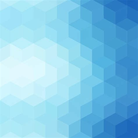 polygon pattern background free download gradient blue color and triangle polygon pattern