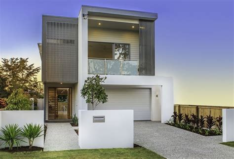 small lot house plans brisbane kalka home graceville display home wentworth facade small lot home brisbane