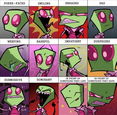 573 best images about invader zim on pinterest posts
