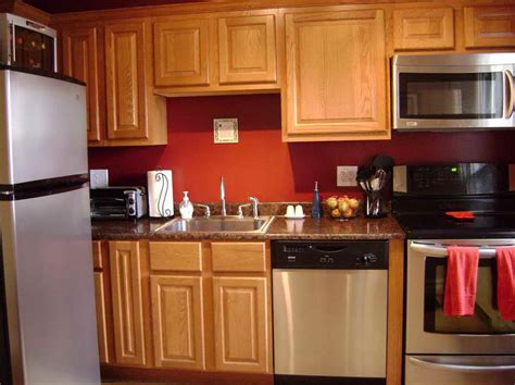 red kitchen cabinets with black glaze red kitchen walls what color to paint kitchen walls with