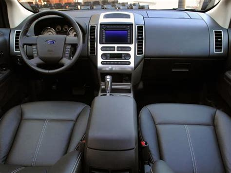 driven preview: 2007 ford edge new car, truck, and suv