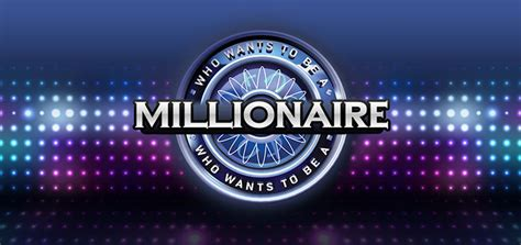 do you want to be a millionaire template who wants to be a millionaire bucks happening