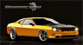 2015 Dodge Cuda 2015 Dodge Barracuda Concept And Price Carspoints
