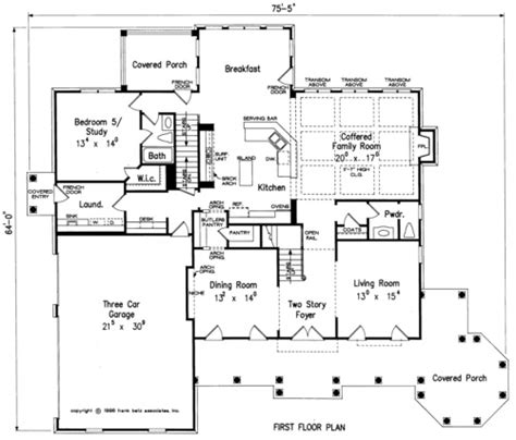 what is a floor plan pocket office house plans best floor plans with pocket offices
