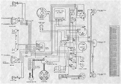 aston martin db3s electrical wiring diagram all about