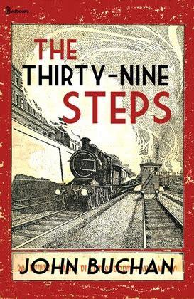 Thirty Nine Steps the thirty nine steps buchan feedbooks
