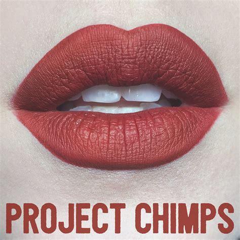 Lipstik Nazzua d project chimps lipstick makeup
