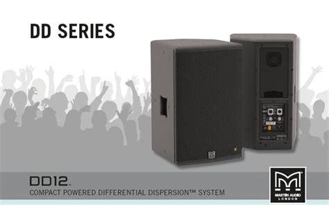 Speaker Aktif Kecil Speaker Aktif Martin Audio Dd12 Paket Sound System Profesional Indonesia