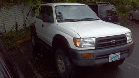 manual cars for sale 1998 toyota 4runner on board diagnostic system sell used 1998 toyota 4runner 4 wheel drive 4 door 2 7l 5 speed manual in arlington virginia