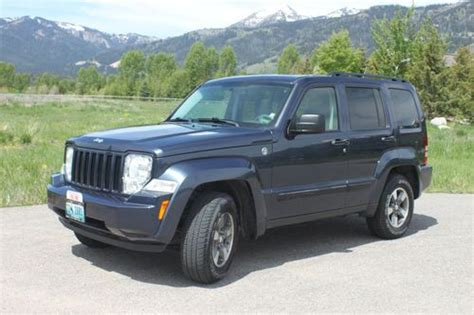 automobile air conditioning repair 2008 jeep liberty engine control find used 2008 jeep liberty sport 4wd sport utility 4 door 3 7l in jackson wyoming united states