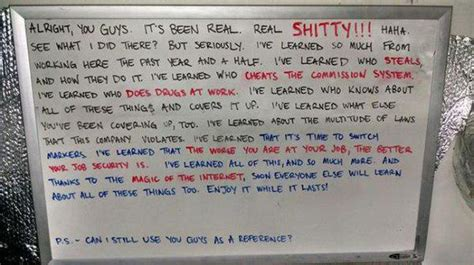 14 people who found epic ways to quit their jobs with