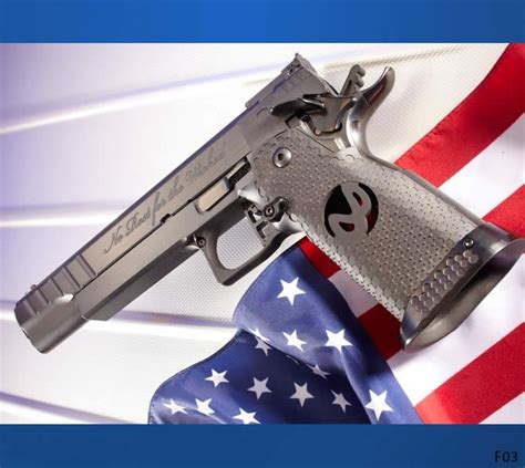 infinity gun infinity firearms strayer voigt custom 1911 unlimited