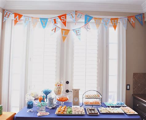goldfish themes kara s party ideas goldfish 1st birthday party kara s