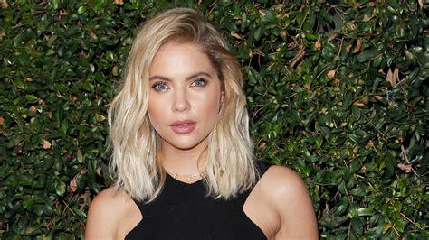 ashley benson blonde hair makeover 2017 stylecaster