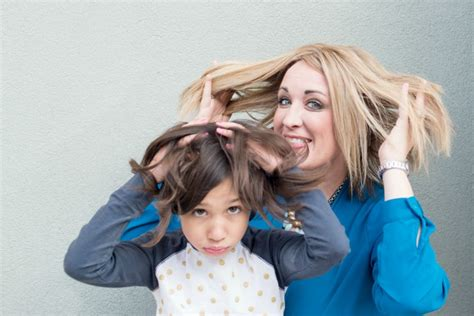 haircut by mom story hair donation a parenting story about kindness brie