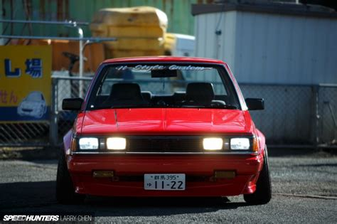 small toyota ta jdm underdog the four door ae86 speedhunters