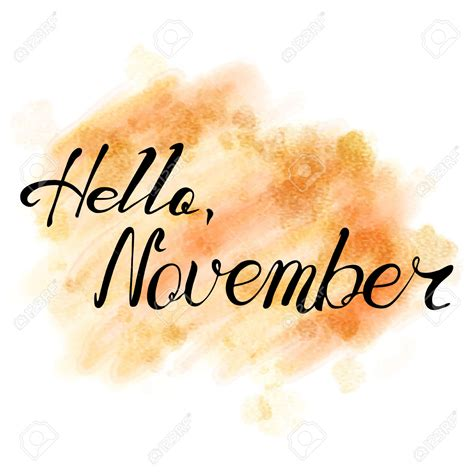 for november november background clipart clipartxtras
