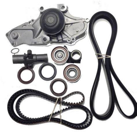 honda accord v6 timing belt replacement timing belt kit honda accord v6 3 5 2008 2012 with