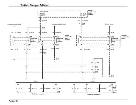 stereo wiring diagram for a 2003 ford explorer sport trac
