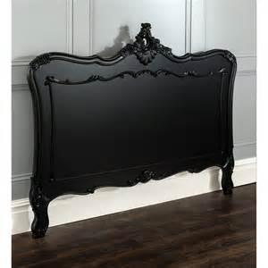 antique bed headboards la rochelle black antique headboard working well co