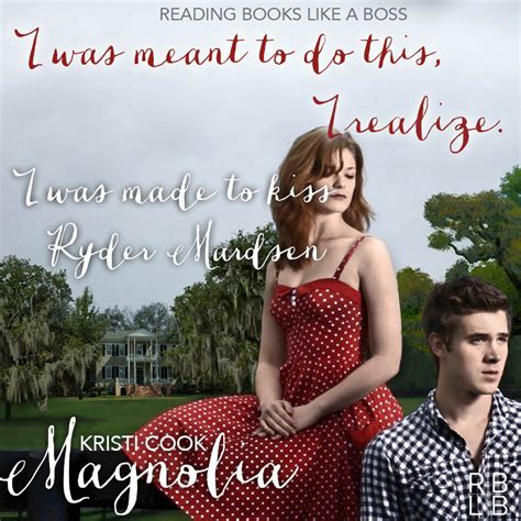 magnolia book review giveaway magnolia by kristi cook reading