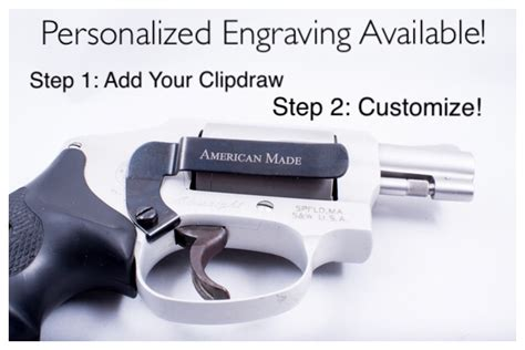 clipdraw smith wesson sw  frame holster alternative iwb clip