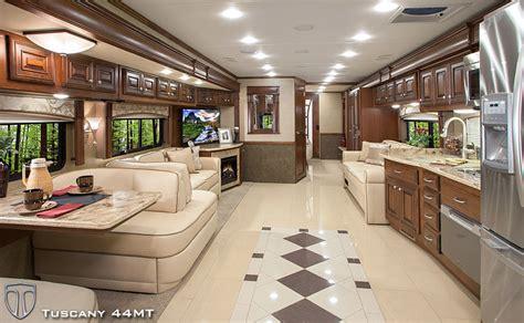 new luxury diesel motorhomes from thor motor coach impress